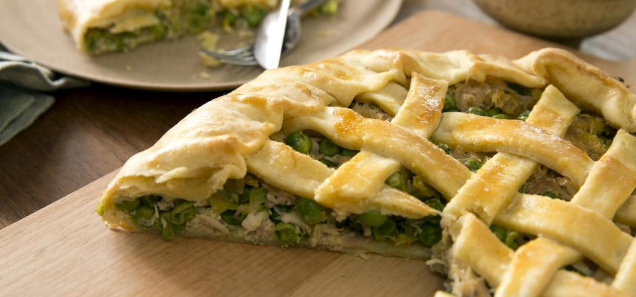 Chicken Tart