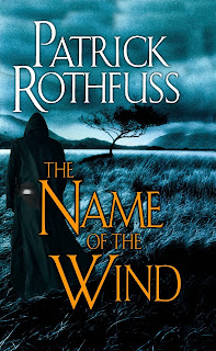2.The Name of the Wind Mass Market Paperback