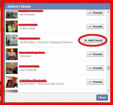 How to see who unfriended you on facebook
