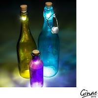 Wine Bottle Light (2-Pack)