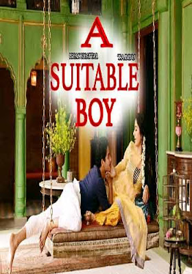18+ A Suitable Boy Hindi S01EP03 2020 Web Series Adult Poster