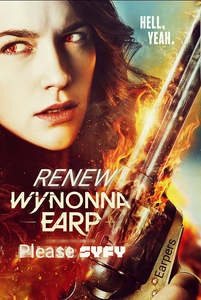 Quý Cô Diệt Quỷ: PHẦN 3 - Wynonna Earp: Season 3