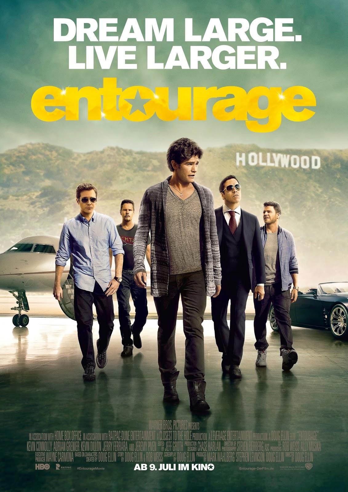 Entourage เอนทัวราจ เดอะ มูฟวี่ [HD][พากย์ไทย]