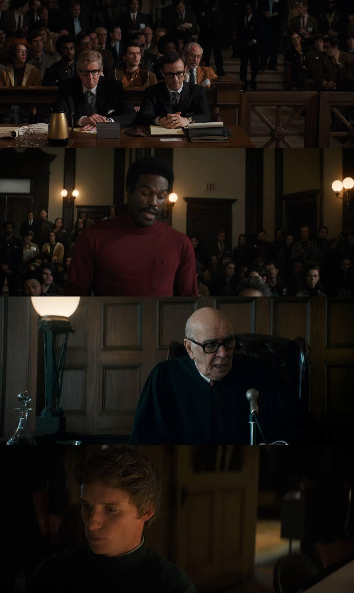 El Juicio de los 7 de Chicago 2020 HD 1080p Latino