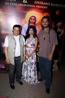 Shibani Kashyap Launches her Music Single led 24 Hours Irresponsible 041.JPG