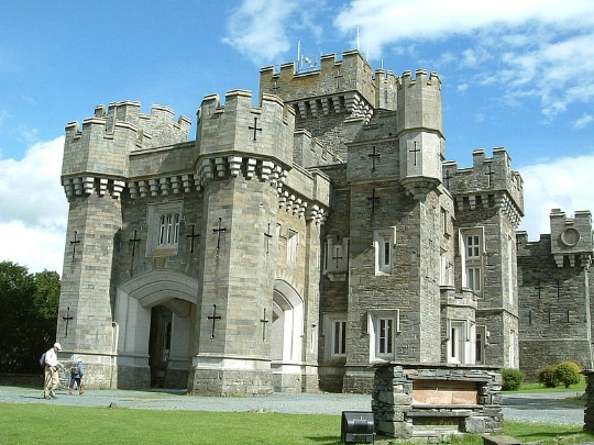Wray Castle Images 2