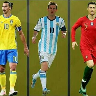 Let's Debate: Who is the best player in the world...#Messi #Ronaldo.