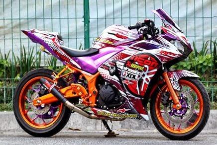 Gambar Modifikasi Yamaha R25