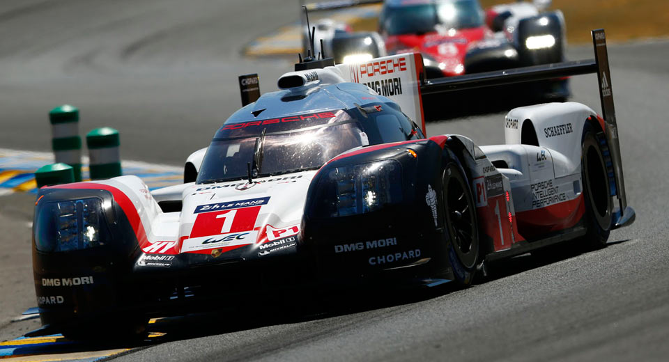 Porsche Poised for LMP1 Exit