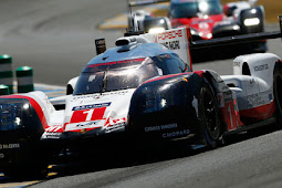 Porsche said that they end the world endurance championship
