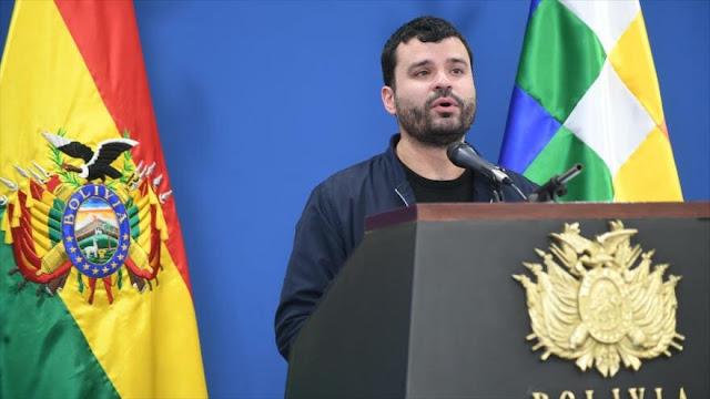 Gobierno boliviano repudia 'boicot' de oposición a presidenciales