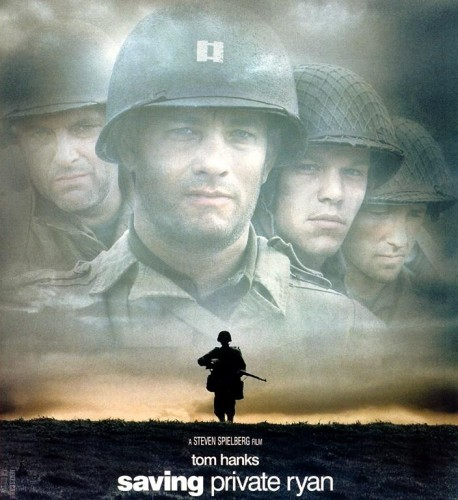 Saving Private Ryan – War