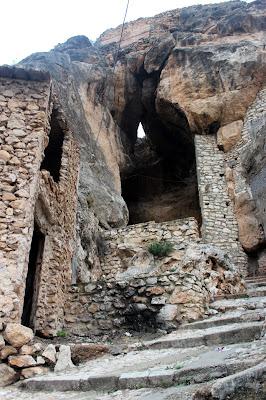 Cueva de los Moros en Ayna