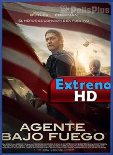Agente Bajo Fuego (2019) | DVDRip Latino HD GoogleDrive 1 Link