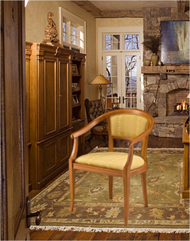 Artsy Living Room: Arts And Crafts Living Room Design Ideas