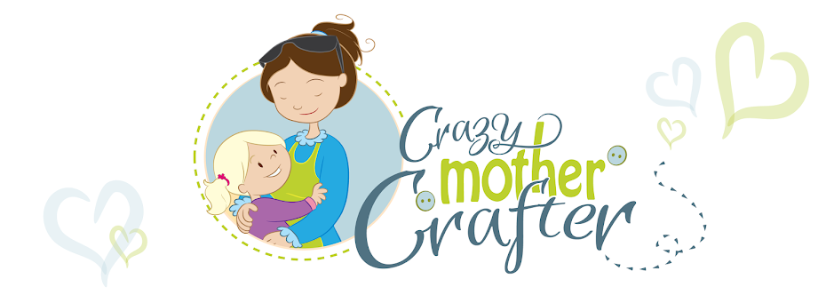 Crazy Mother Crafter By Robin Ronowicz