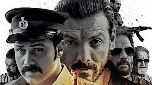 Mumbai Saga Movie Review : John Abraham, Emraan Hashmi