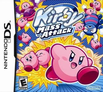 Rom Kirby Mass Attack NDS