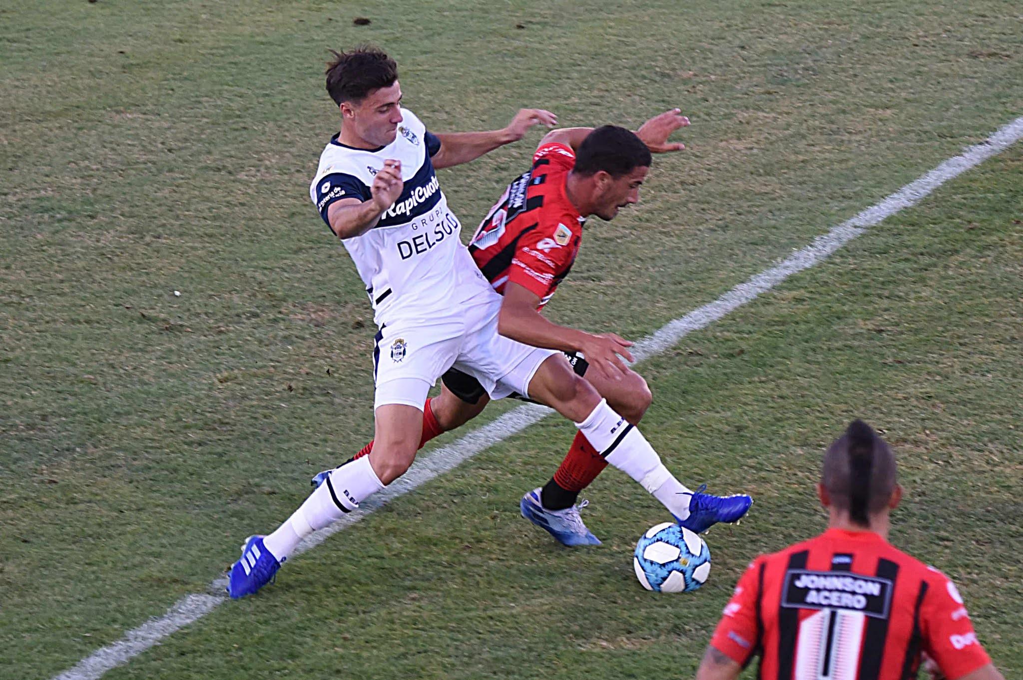 Deslucido empate entre Gimnasia y Patronato en Paraná