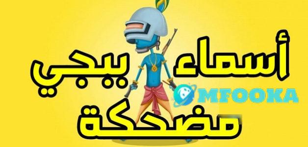 أفضل أسماء مضحكة للعبة ببجي للشباب والبنات