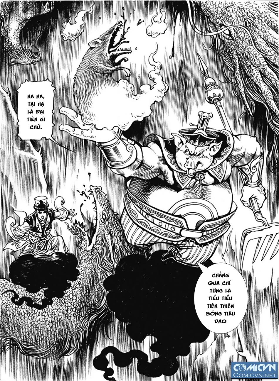 Chung Quỳ Truyền Kỳ trang 14