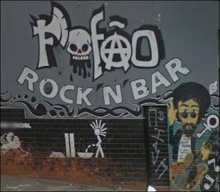 Fofão Rock'n Bar é um espaço cultural e libertário do bairro Jaraguá