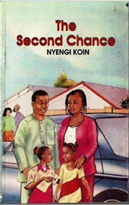 Second Chance by Nyengi Koin