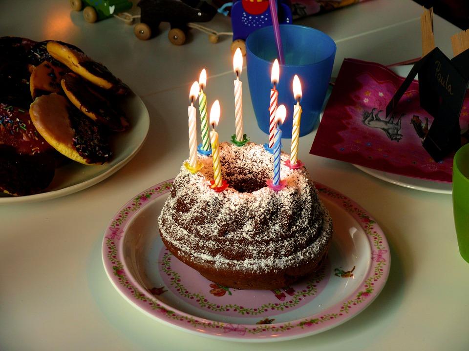 Birthday Cake Pic With Name Aqsa Abdullah And Image