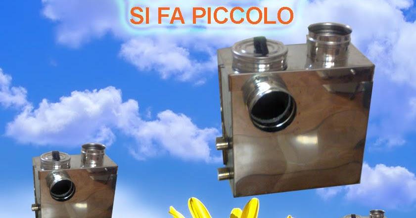 Ecology and technology companies srl abbattitore di for Abbattitore di fuliggine stufe a pellet filtro fumo