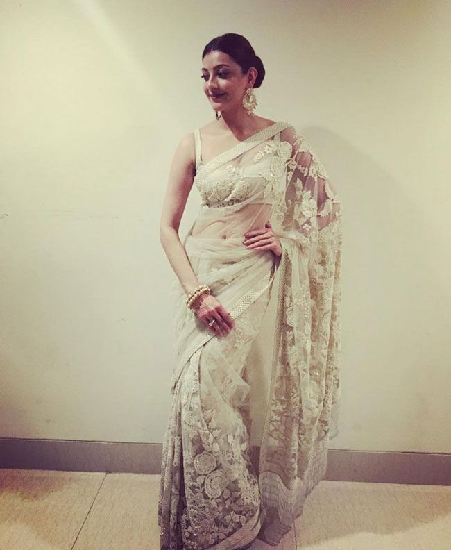 Actress Gallery: Kajal Aggarwal Natural Pictures