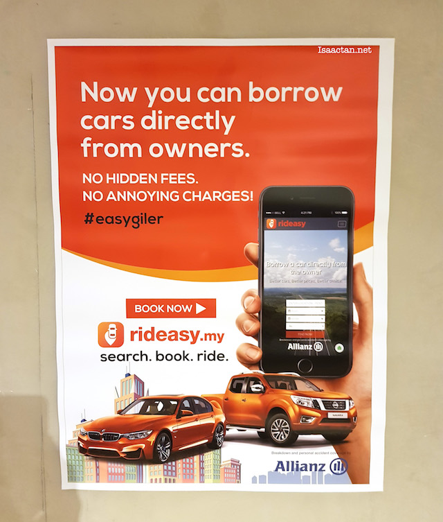 Now you can borrow cars directly from owners