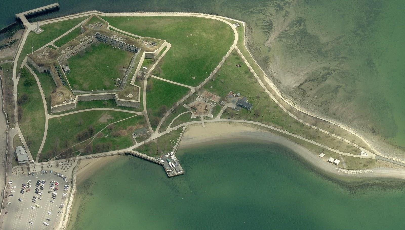 Castle Island Beach South Boston Ma