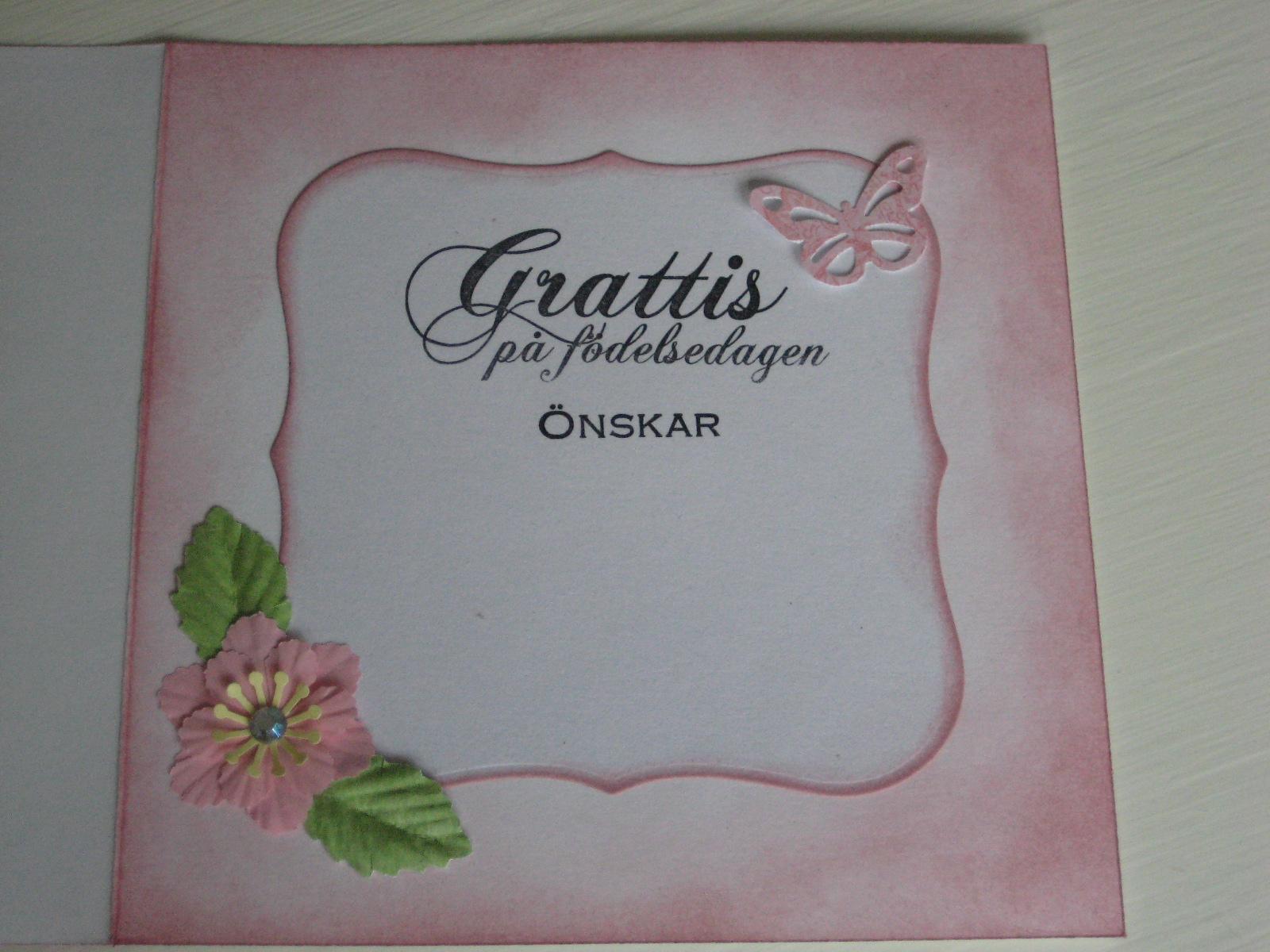 grattis på dopdagen önskar Pysselsandra: juni 2011 grattis på dopdagen önskar