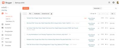 Tampilan Baru Blogger dengan Material Design 1 - indra92