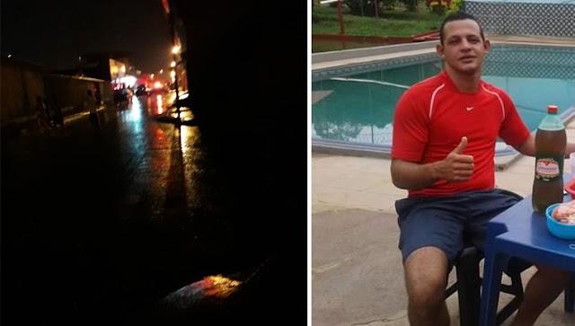 Anápolis: Homem é morto em distribuidora no Jardim Esperança