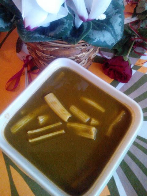 Posna krem supa