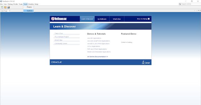 Step 1 - Integrate JavaFX Scene Builder on NetBeans 8.2