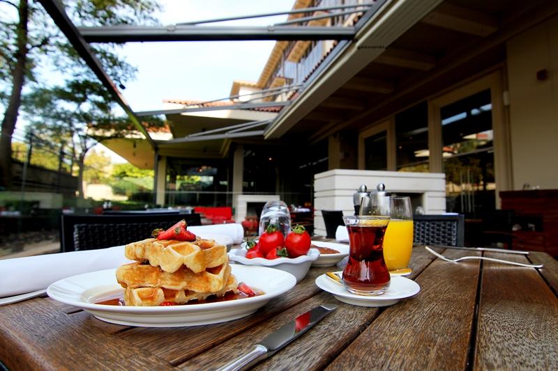 Özlenen Kahvaltı Şöleni Grand Hyatt İstanbul'dan