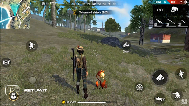Fitur-Fitur terbaru Free Fire Advance Server 66.7.0 Mei Part 2