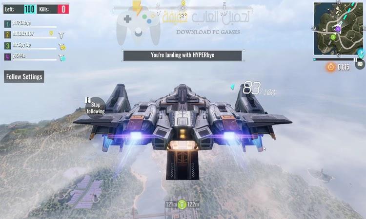 تحميل لعبة Cyber Hunter للكمبيوتر برابط مباشر