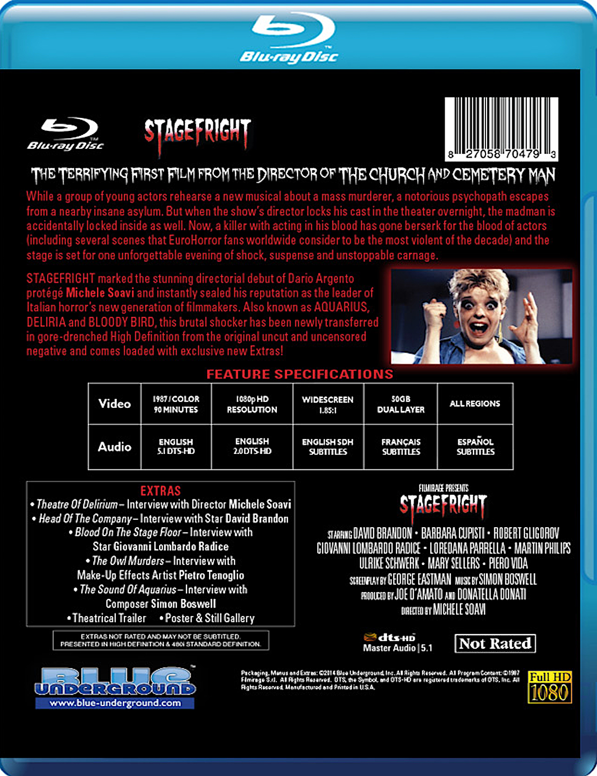 Blu-Ray And Dvd Covers Blue Underground Blu-Rays The -4844