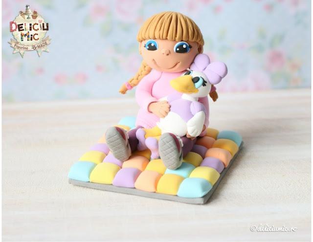 figurine pentru tort handmade