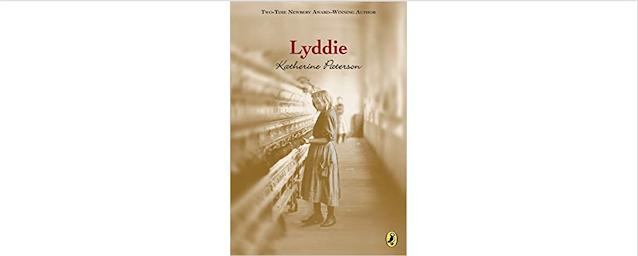 Cover image of Lyddie