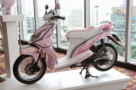 Foto Modifikasi Honda Beat_11 - OtoGrezz