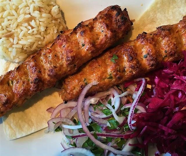 Mutton Seekh Kabab Recipe | how to make seekh kabab