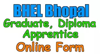 BHEL Apprentice Trainee Recruitment 2020