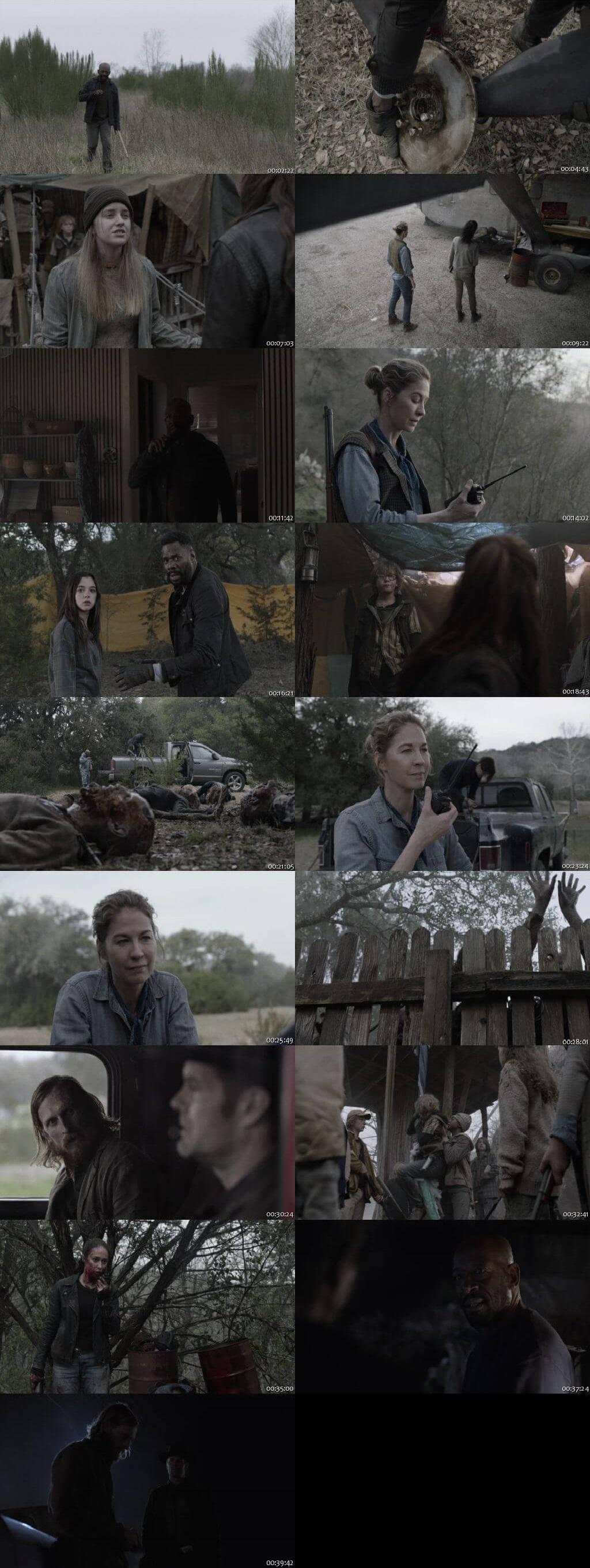 Screenshots Of English Show Fear the Walking Dead Season 05 Episode 07 2019 WEB-DL 720P 300MB