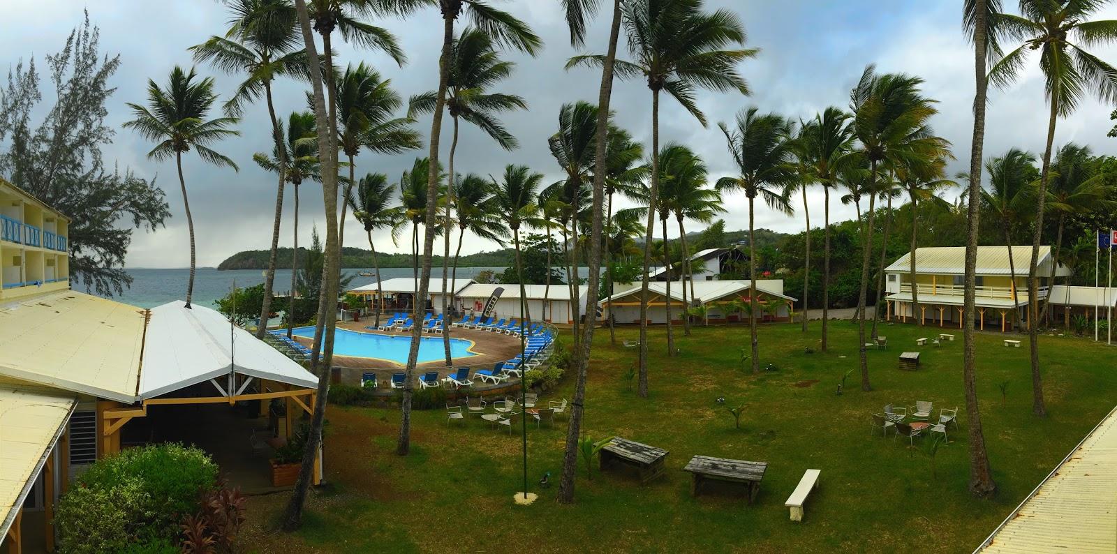 hotel carayou look voyage piscine