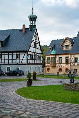 Kammweg Erzgebirge  Etappe 3+4 von Sayda nach Olbernhau  Wandern in Sachsen 21